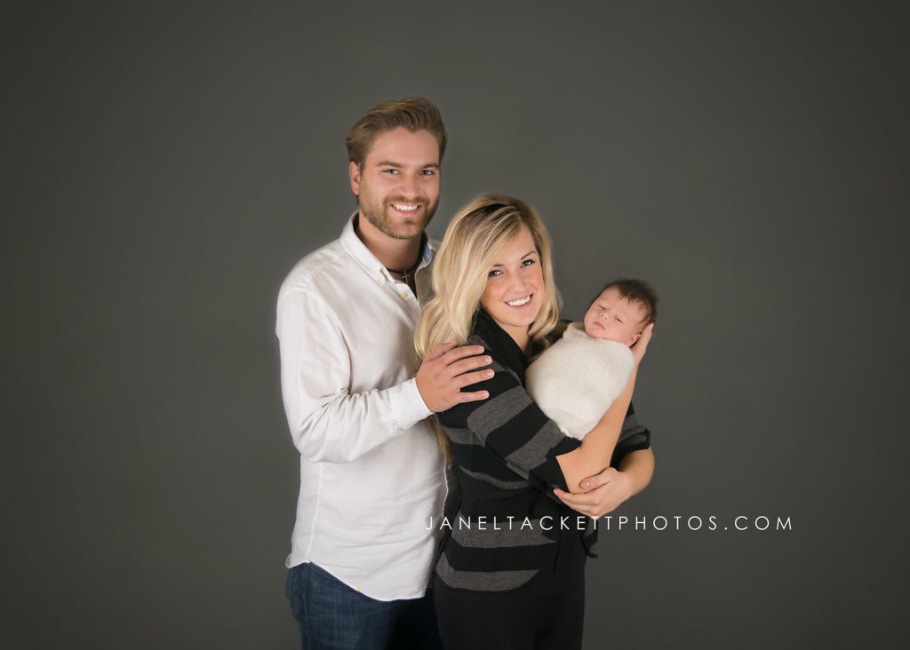 Owasso Newborn Photographer