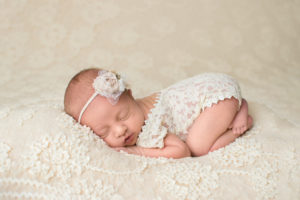 Baby girl Infant Portraits