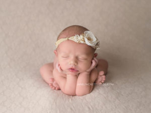 timeless newborn portraits
