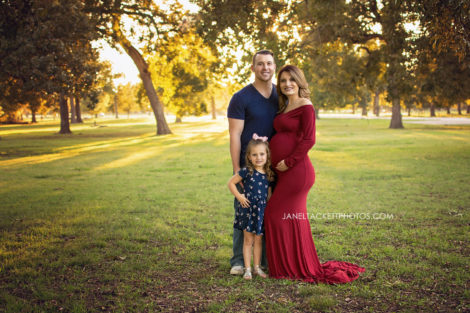 Family Maternity Photos Owasso Oklahoma