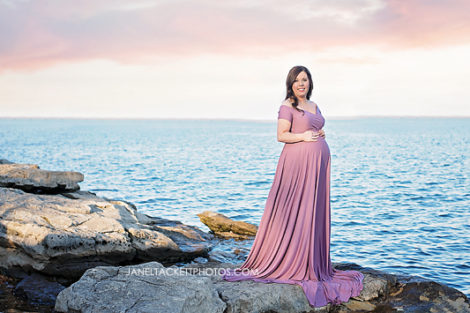 oolagah lake maternity photos