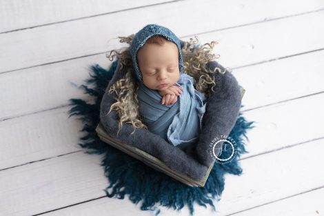 Tulsa newborn boy photographer